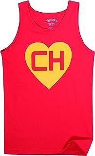 funny style Chespirito Chapulin Colorado Mens Tank top