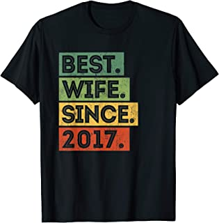 2 Years Wedding Anniversary Gift Idea for Wife Funny shirt