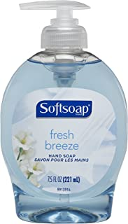 Softsoap Liquid Hand Soap, Fresh Breeze - 7.5 fluid ounce