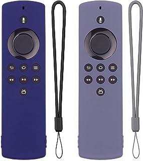 Fir Stick Lit Remote Cover F Stick Lit firesticksticktv Controller Cover Silicone Skin TV Remote Cover 4k Lite Silicone Re...