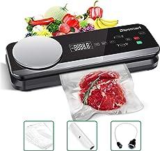 Machine Sous Vide Blusmart 80Kpa Automatique Appareil de Mise Sous Vide Alimentaire avec balance de cuisine & écran LCD, M...
