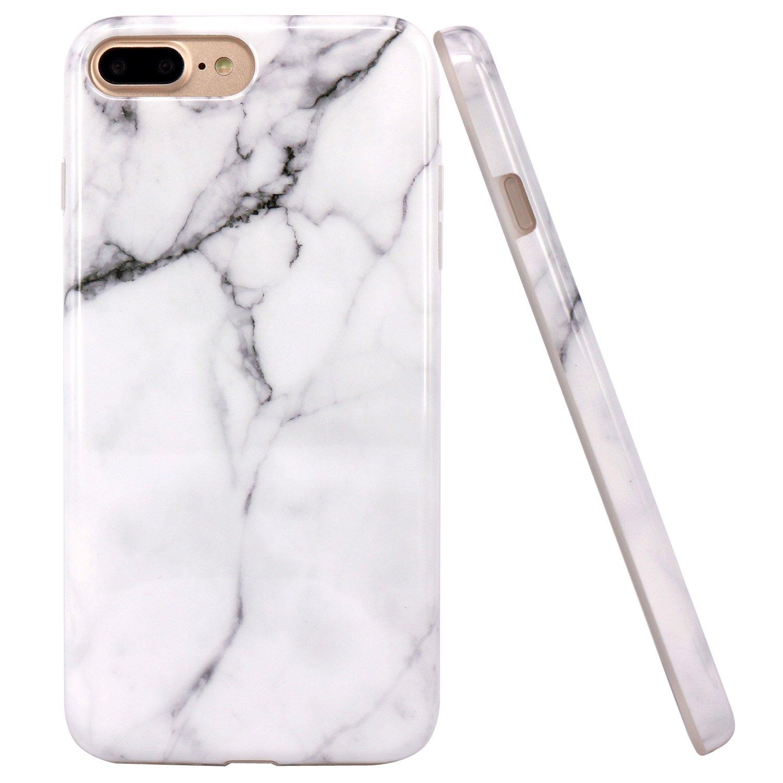 JIAXIUFEN iPhone 7 Plus Funda, Funda de Silicona Suave Case Cover Protección Cáscara Soft Gel TPU Carcasa Funda para Apple iPhone 7 Plus/ iPhone 8 Plus: Amazon.es: Electrónica