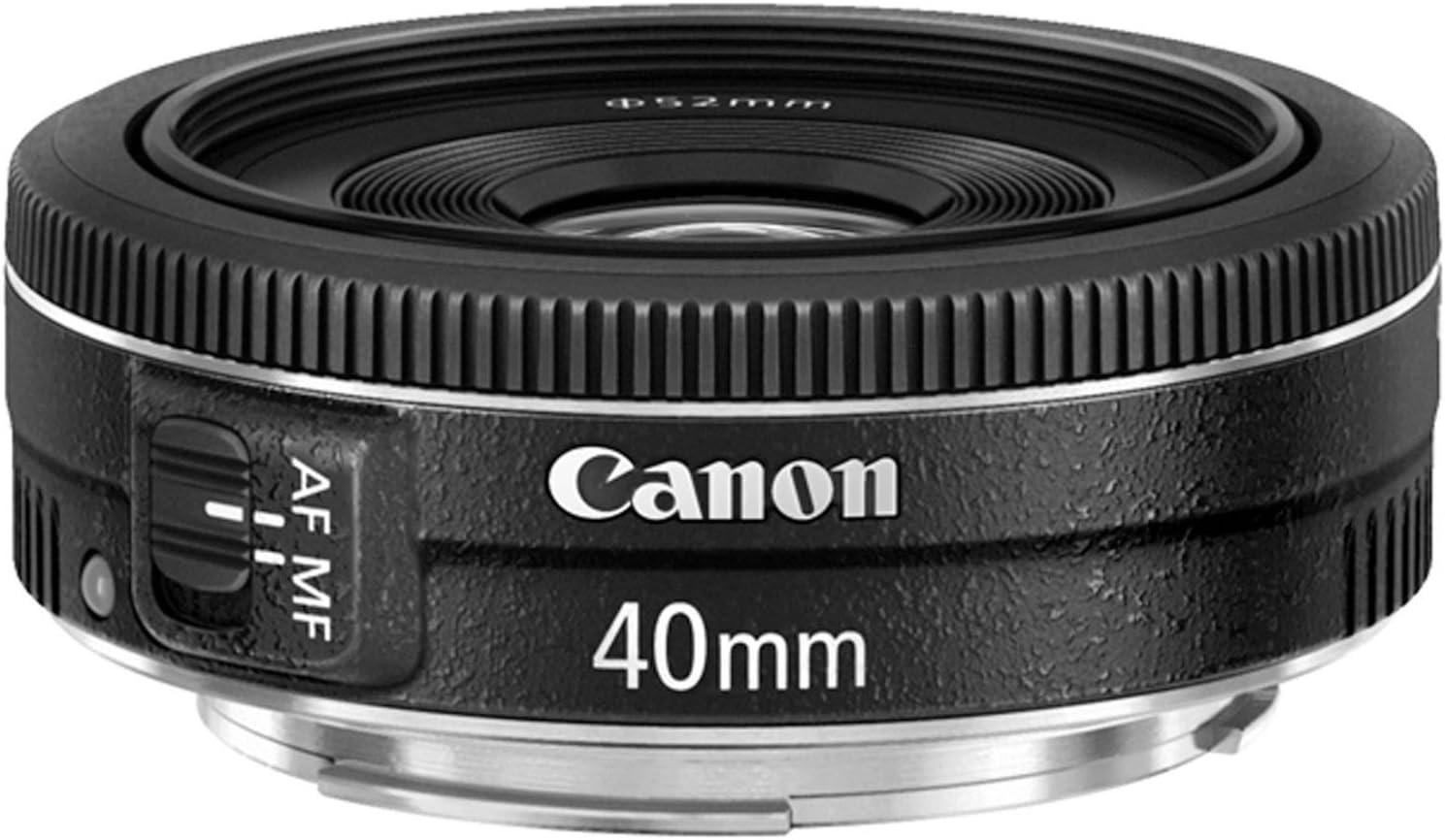 Canon Ef 2 8 40 Stm Kamera