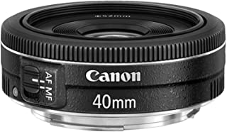 Canon Cameras US 6310B002 EF 40mm f/2.8 STM Lens - Fixed