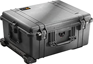Pelican 1610 Case With Padded Dividers (Black)
