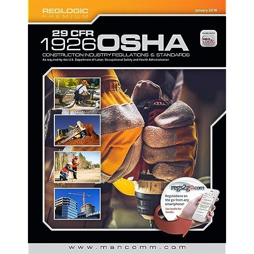 OSHA Standards: Amazon com