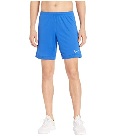 Nike Dry Academy Shorts K (Game Royal/Game Royal/White) Men