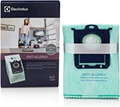 Electrolux EL202G S-bag Anti-Allergy Synthetic Vacuum Bags, 4 Pack