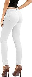 Hybrid & Co. Women's Butt Lift Super Comfy Stretch Denim Skinny Yoga Jeans