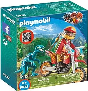 playmobil bicycle set