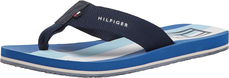 Tommy Hilfiger Men's Tmdakin Flip-Flop