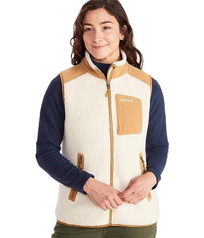 Marmot Wiley Vest (Cream/Scotch) Women