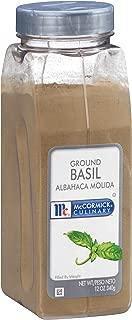 McCormick Culinary Ground Basil, 12 oz