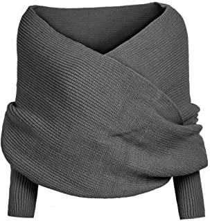 Best off the shoulder sweater wrap Reviews