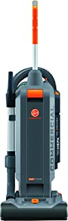 Hoover Commercial CH54113 HushTone Hard-Bagged Upright with Intellibelt, 13