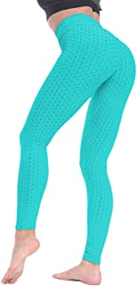 Women Scrunch Butt Lifting Yoga Pant Leggings High Waist Workout Sport Fitness Gym Tights Push Up