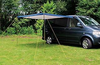 Eurotrail Fjord - Parasol para lateral de furgoneta de acampada, p. ej. VW T4 T5, 300 x 240 cm