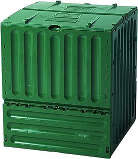 Exaco 627003 Small Eco-King Polypropylene Composter, 110-Gallon, Green