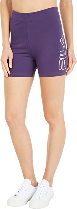 Beatriz High-Waist Bike Shorts