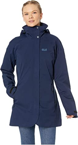 Ruunaa 3-in-1 Waterproof Coat