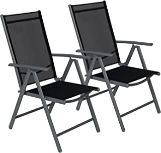Amazon.es: silla aluminio terraza