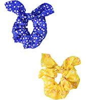 2-Pack Scrunchie with Bow