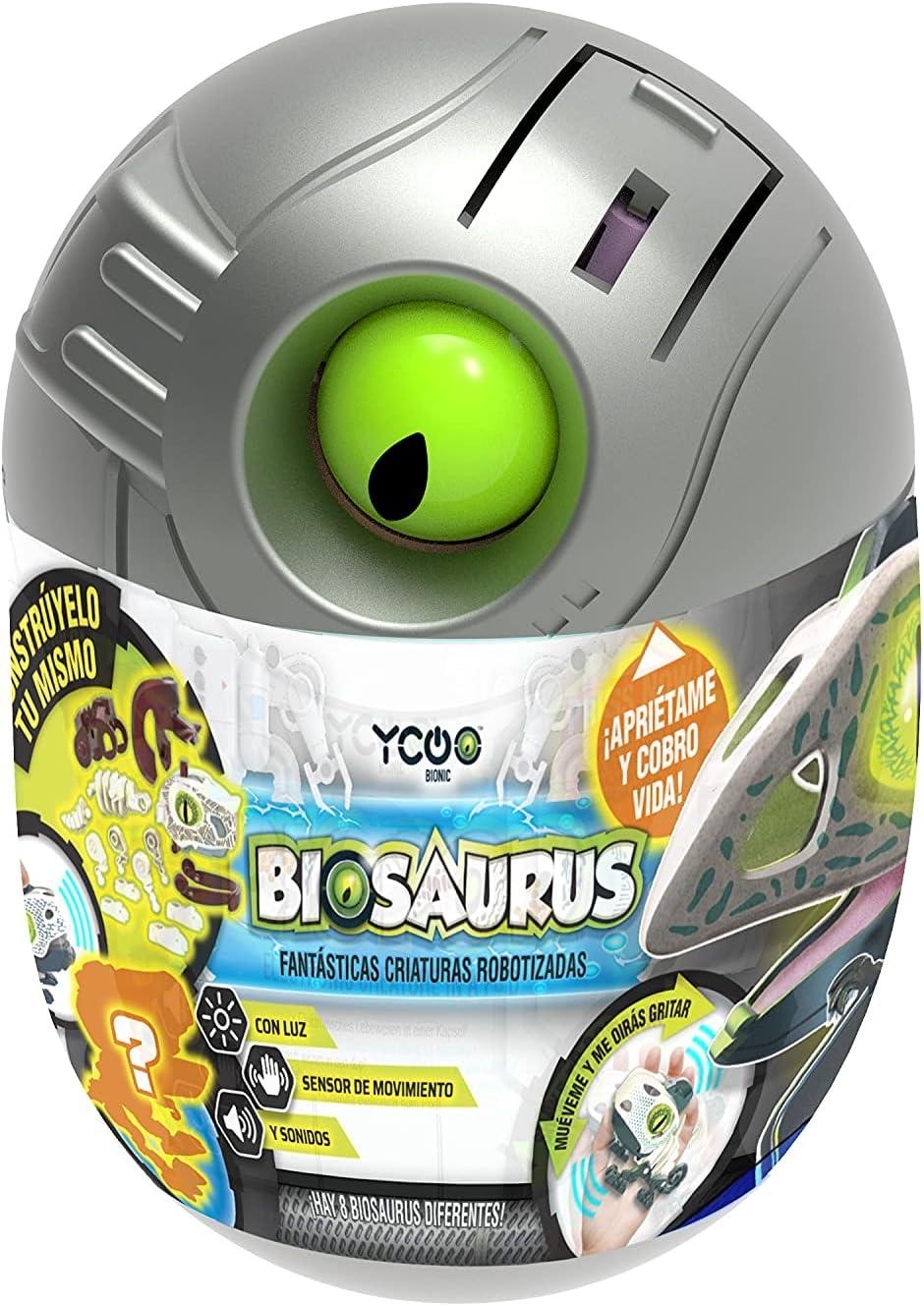 Bizak Bio Saurus Pack Individual, multicolor (62008056)