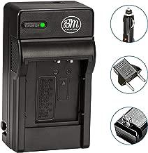 BM Premium LI90, LI92 Battery Charger for Olympus Tough TG-5, TG-Tracker, SH-1, SH-2, SP-100, SP-100 IHS, Tough TG-1 iHS, Tough TG-2 iHS, Tough TG-3, Tough TG-4, SH-50 iHS, SH-60, XZ-2 iHS Camera