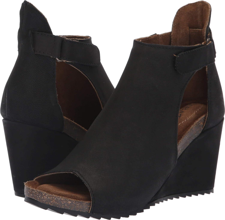 Diba True New Year Leather Wedge