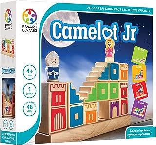 SmartGames–SG 031FR–Camelot Jr–Thinking Game and Observation