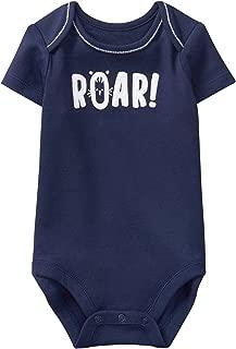 Baby Boy Short Sleeve Bodysuit