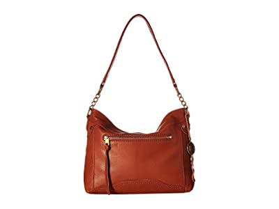 The Sak Tahoe Medium Hobo The Sak Collective (Cognac) Hobo Handbags