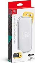 Nintendo Switch Lite Carry Case + Screen Protector