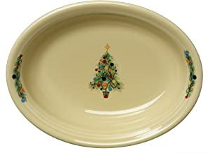 product image for Fiesta Oval Vegetable Bowl, Christmas Tree