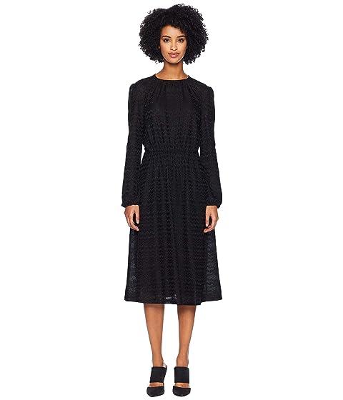 M Missoni Solid Lurex Jersey Dress