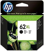 HP C2P05AE 62XL High Yield Original Ink Cartridge, Black, Single Pack
