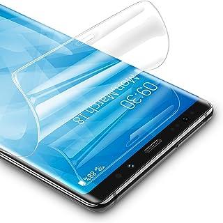 RIWNNI [3 Pezzi Pellicola Protettiva per Samsung Galaxy Note 8, Ultra Sottile Morbido TPU Pellicola Copertura Completa Pro...