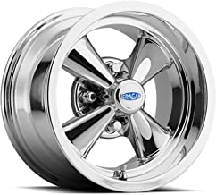 CRAGAR 410C S/S Golf Carts Rim 14X7 4x4 Offset -6 Chrome (Quantity of 1)