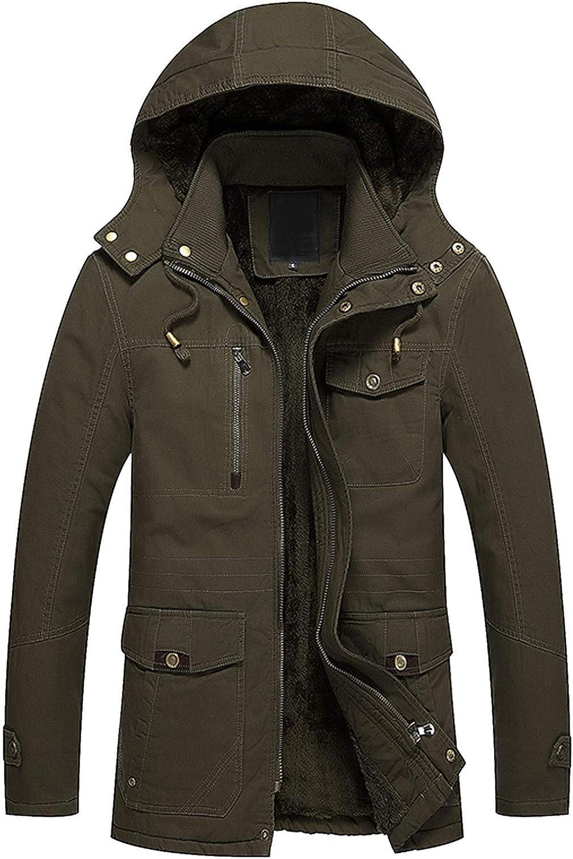 Men's Jackets With Pocket, Long Sleeved Warm outdoor Fashion jacket V480