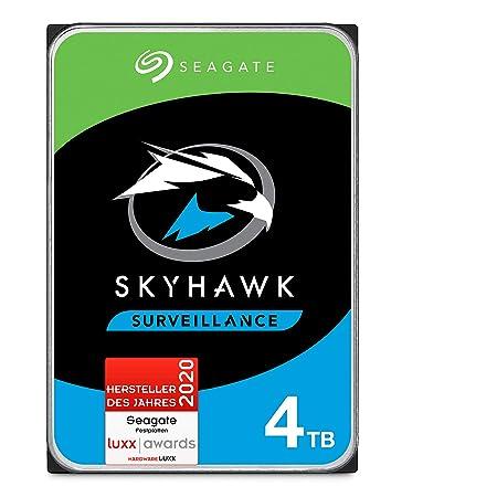 Seagate Skyhawk St4000vx008 Internal Hard Drive 4tb Hdd Computers Accessories