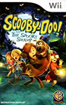 Scooby-Doo! & The Spooky Swamp Wii Instruction Booklet (Nintendo Wii Manual Only - NO GAME) [Pamphlet only - NO GAME INCLUDED] Nintendo