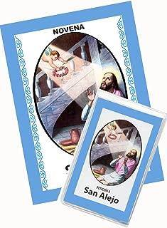 Novena De San Alejo para Alejarse y Protegerse de Personas Indeseables y Dañinas. (Corazón Renovado)