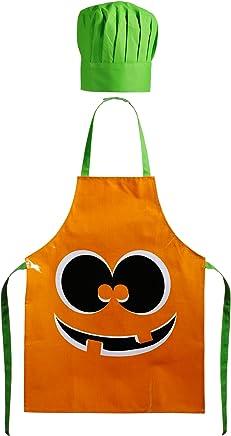 XiangHeFu Bib Delantales con 2 Bolsillos Rom/ántico Calavera Amor Boda 27.5 x 29 Pulgadas Correa de Cuello Ajustable para Hombres Mujeres Cocinar Cocinar Chef