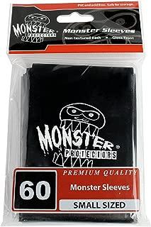 Best monster protectors sleeves Reviews