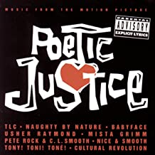 Poetic Justice: Music from the Motion Picture [Clean]