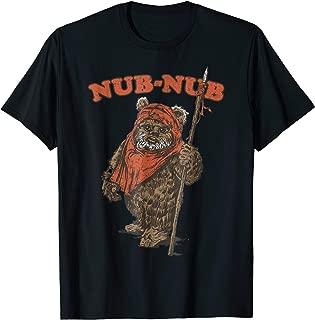 Nub-Nub Ewok Vintage Camp Graphic T-Shirt