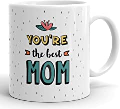 Oye Happy - World's Best Mom - Unique Mug for Mom to Gift on Birthday/Mother's Day