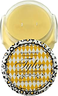 Tyler Candles - Fleur de Lis Scented Candle - 11 Ounce 2 Wick Candle