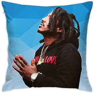 ZAZAHUI Mozzy Pillowcase Multicoloured Generalduty Pillow Case Size 18 X 18 Inch / 45 X 45 cm
