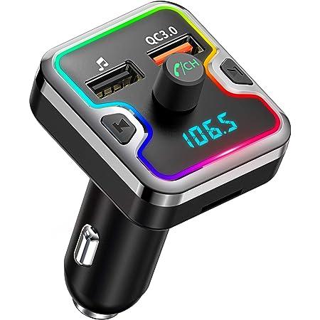 Cocoda Fm Transmitter Auto Bluetooth Fm Transmitter Elektronik